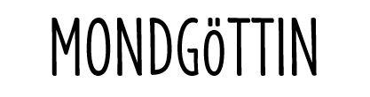 Mondgöttin-Logo